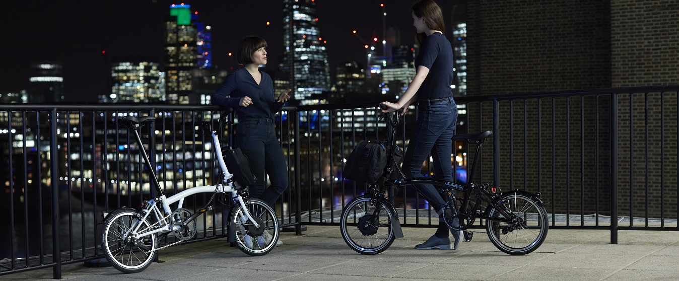 fresh e-bike